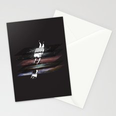 Through the Tesseract Stationery Cards