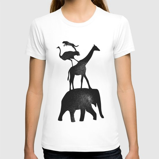 Animal Stack T-shirt
