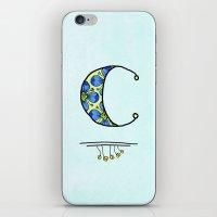 C C iPhone & iPod Skin