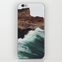 Montaña Wave iPhone & iPod Skin