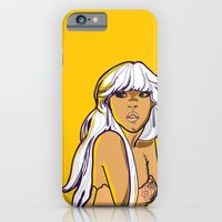 South Beach Girl iPhone 6 Slim Case