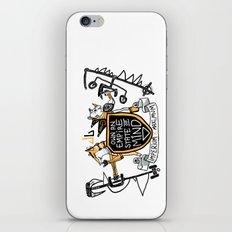 Imperial Mindset iPhone & iPod Skin