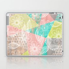 Floral MIX Laptop & iPad Skin