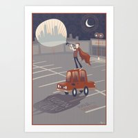 Sufjan Stevens Poster Art Print