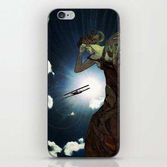 Blinded by the Lights iPhone & iPod Skin