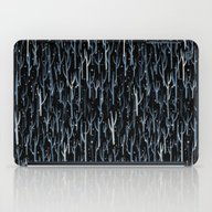 iPad Case featuring Stopping By Woods On A S… by Littleclyde