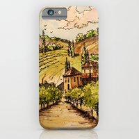 French Countryside iPhone 6 Slim Case