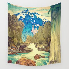 Wall Tapestry - The Walk to Hokodoyama - Kijiermono