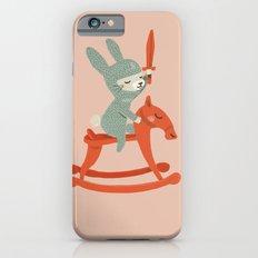 Rabbit Knight iPhone 6 Slim Case