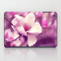 Lonely Flower - Radiant … iPad Case