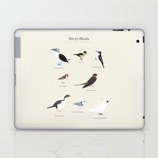 Dirty Birds Laptop & iPad Skin