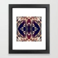 Jewel Prism Framed Art Print
