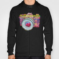 Floral Canon Hoody