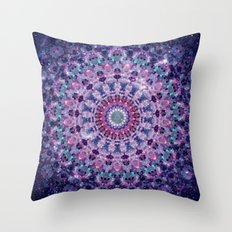 ARABESQUE UNIVERSE Throw Pillow