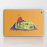 Laptop & iPad Skin featuring Into The Wild by Rkvadratu