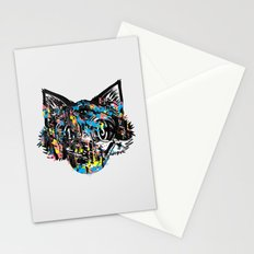 The Creative Cat (Alt. Colorway) Stationery Cards