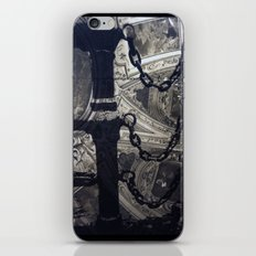 Vintage Chains iPhone & iPod Skin