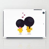 Afro Love iPad Case