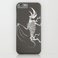 iPhone & iPod Case featuring Dead Wing by Ashley Jones