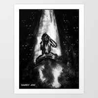 The Nightmares Art Print