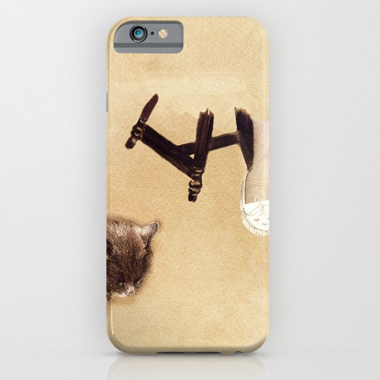 floor nap iPhone & iPod Case