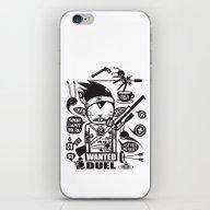 SORRY I MUST KILL YOU ! … iPhone & iPod Skin