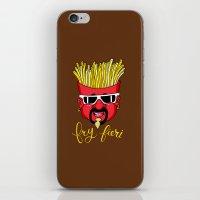 Fry Fieri iPhone & iPod Skin
