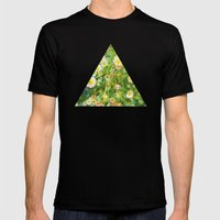 After The Rain Mens Fitted Tee Black SMALL