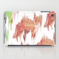 Remix Red Fox iPad Case