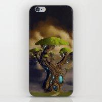 The Great Portal Tree iPhone & iPod Skin