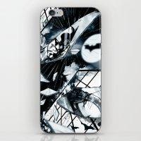 Glass is Broken iPhone & iPod Skin