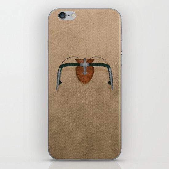 Bike Hunter iPhone & iPod Skin