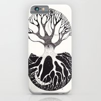 iPhone Cases featuring day&night by NikaQ