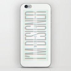 I'm Designer iPhone & iPod Skin