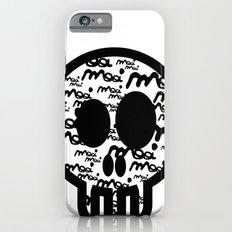 MOOIMOOI SKULL Slim Case iPhone 6s