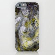 Nude in Yellow iPhone 6s Slim Case