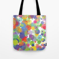Candy Dots Tote Bag