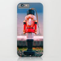 iPhone & iPod Case featuring Little nutcracker by Vorona Photography