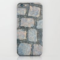Cobble Stone City iPhone 6 Slim Case