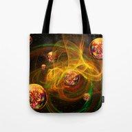 Chaos Creating Universe … Tote Bag