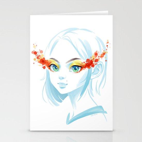 Glance Stationery Card