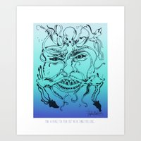Find A Place Art Print