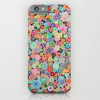 iPhone & iPod Case featuring Royal sampler by Asja Boros
