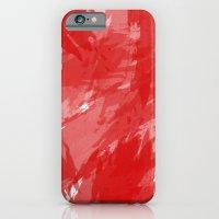 RED HOT CHILI PRINT iPhone 6 Slim Case