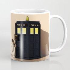 Doctor? Doctor Who? Mug