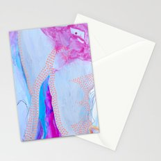 Fire in the Center of the Cave Stationery Cards