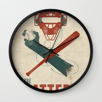 The Battery Wall Clock
