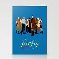 Firefly/serenity crew Stationery Cards