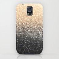 GOLD BLACK Galaxy S5 Slim Case