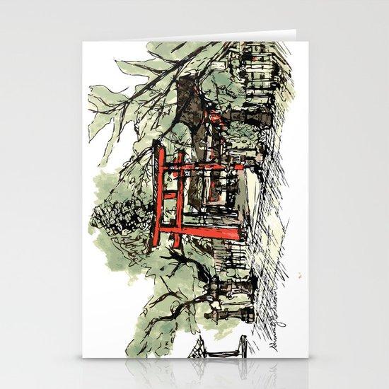 Yoshida Jinja Stationery Card